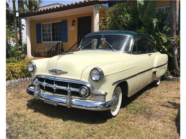 1953 Chevrolet Bel Air (CC-1109226) for sale in Miami, Florida