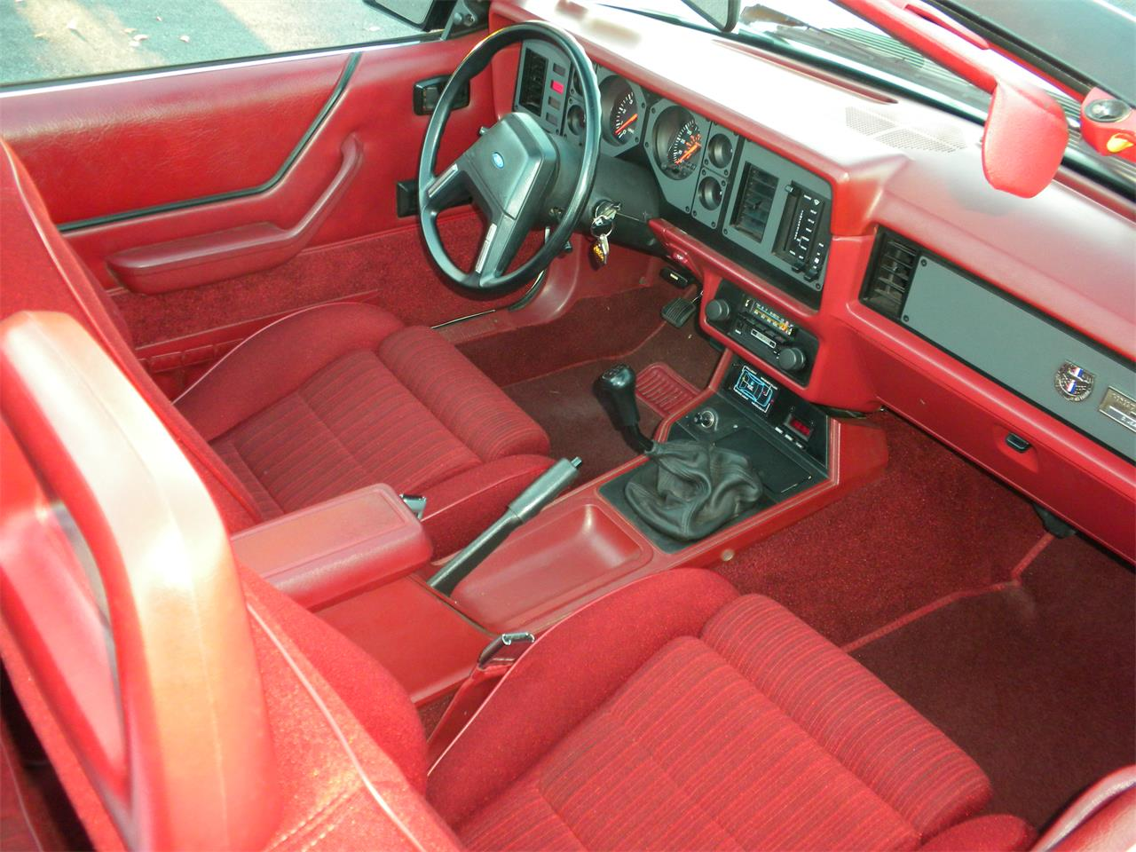 1984 Ford Mustang GT350 (CC-1109485) for sale in Plattsburgh, New York
