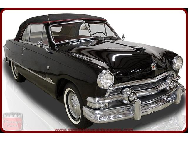 1951 Ford Custom (CC-1109590) for sale in Whiteland, Indiana