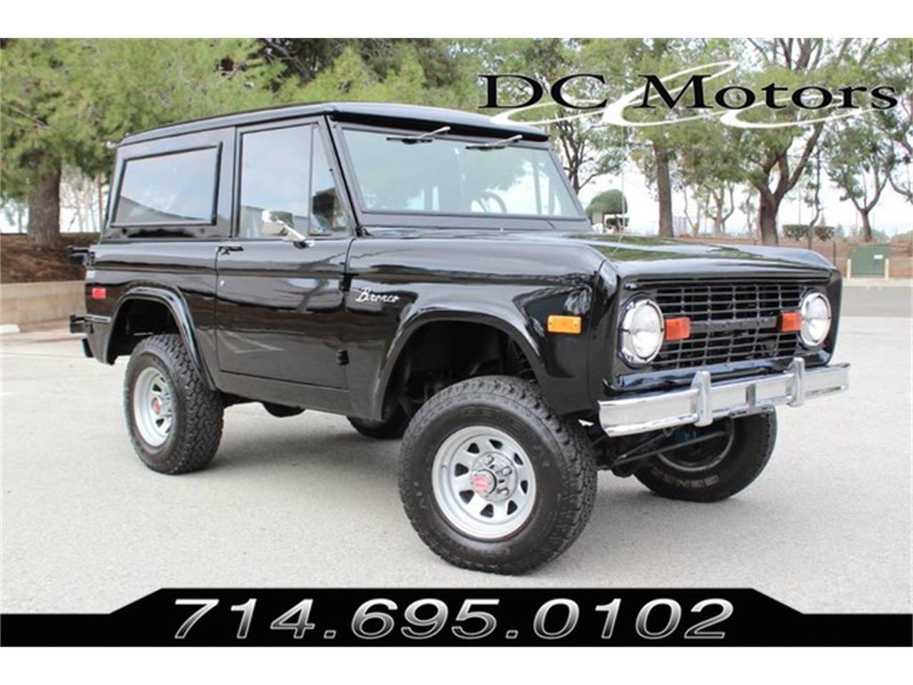 1973 Ford Bronco For Sale Classiccars Com Cc 1109811