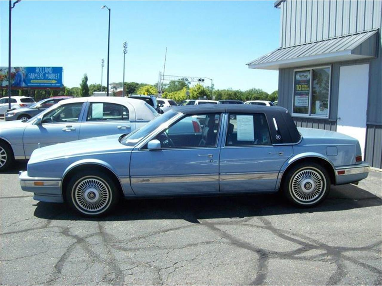 1991 cadillac seville for sale classiccars com cc 1109831 1991 cadillac seville for sale
