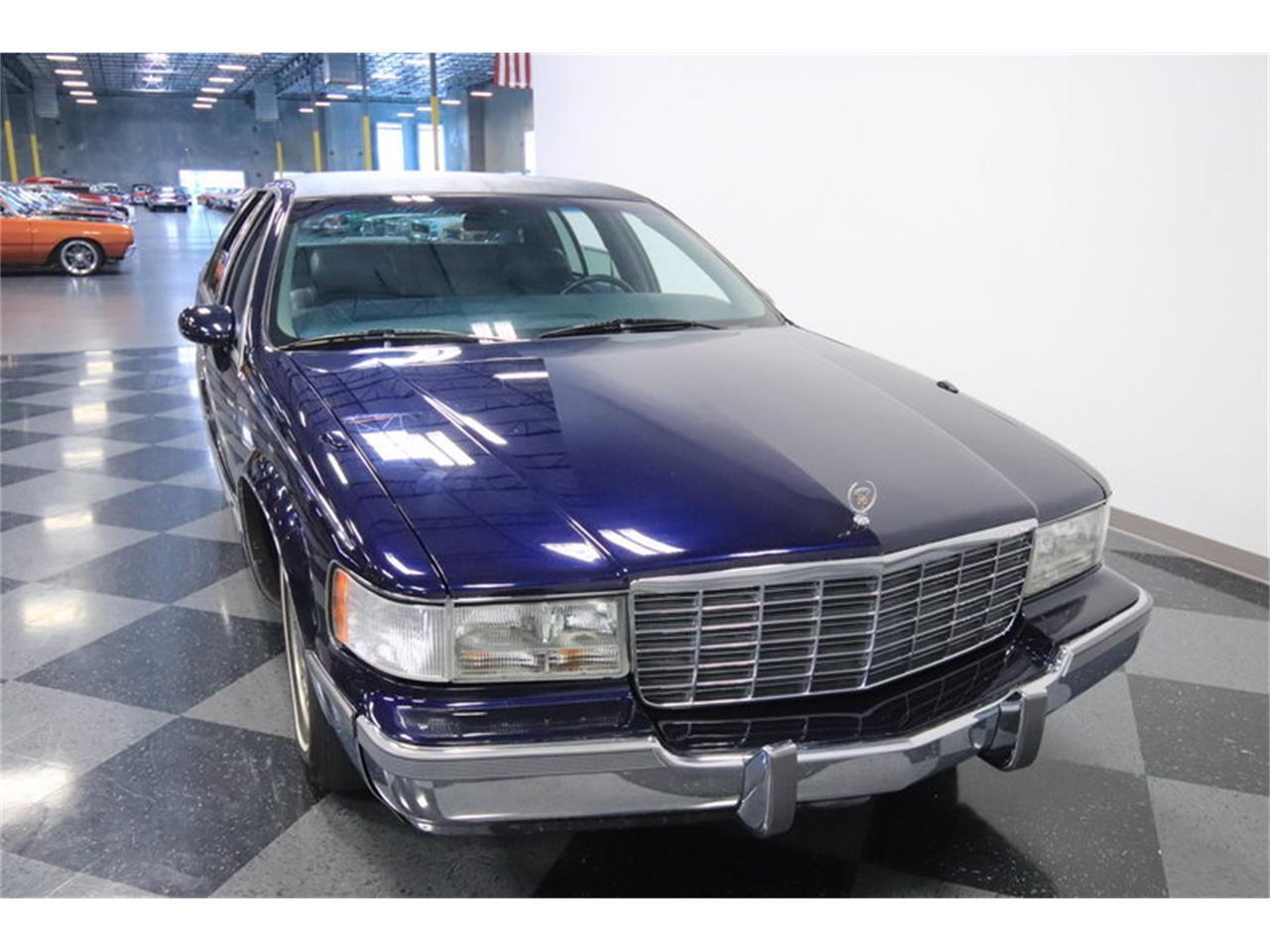1994 Cadillac Fleetwood for Sale   ClassicCars.com   CC ...