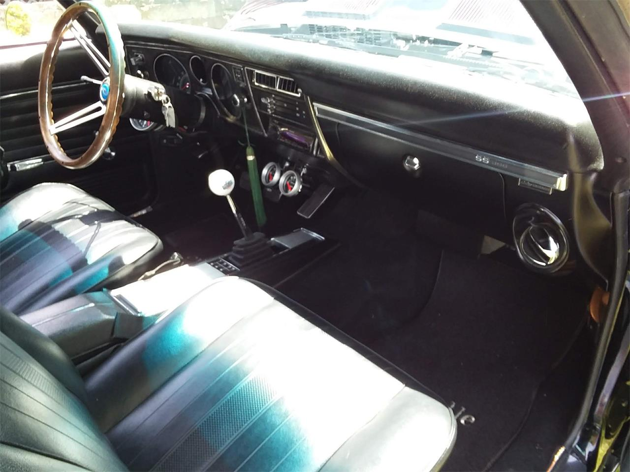1969 Chevrolet Chevelle SS (CC-1109963) for sale in Swanville, Maine