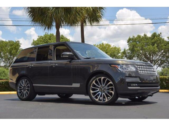 2014 Land Rover Range Rover (CC-1111130) for sale in Miami, Florida