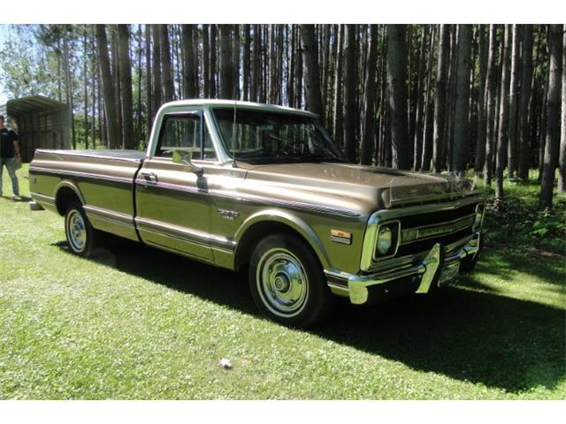 1970 Chevrolet C10 (CC-1111226) for sale in Grand Rapids , Minnesota