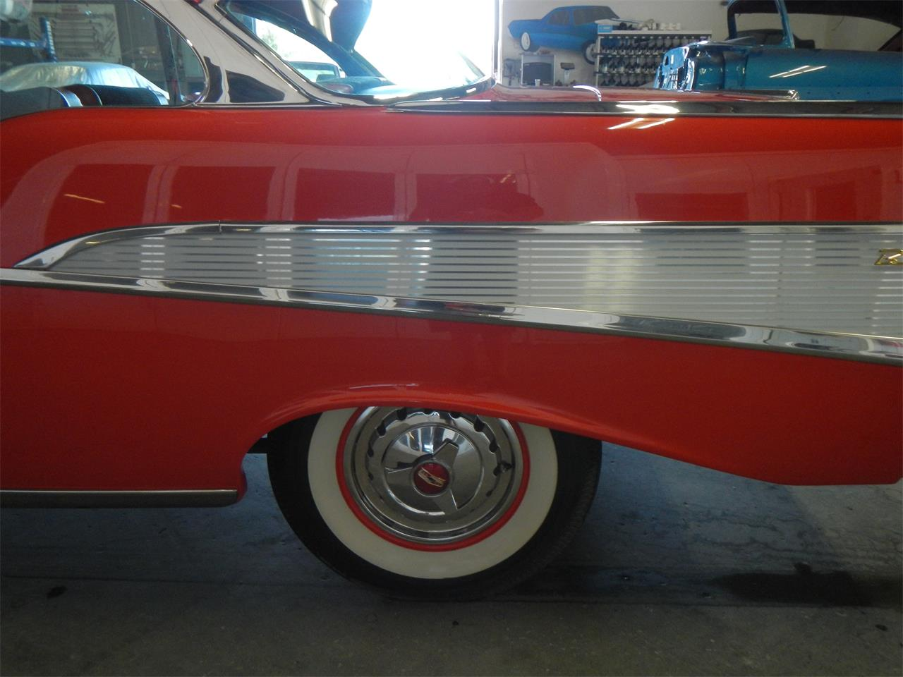 1957 Chevrolet Bel Air (CC-1111247) for sale in woodland hills, California