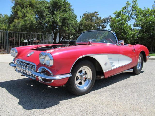 1959 Chevrolet Corvette (CC-1111250) for sale in Simi Valley, California