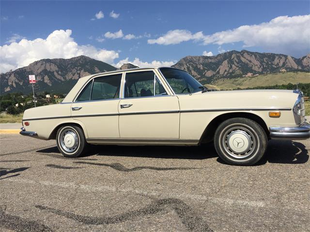 1971 Mercedes-Benz 280SE (CC-1111260) for sale in Boulder, Colorado