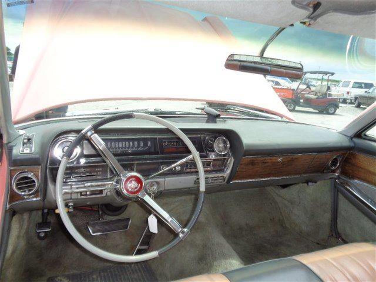 1963 Cadillac Fleetwood (CC-1111320) for sale in Staunton, Illinois