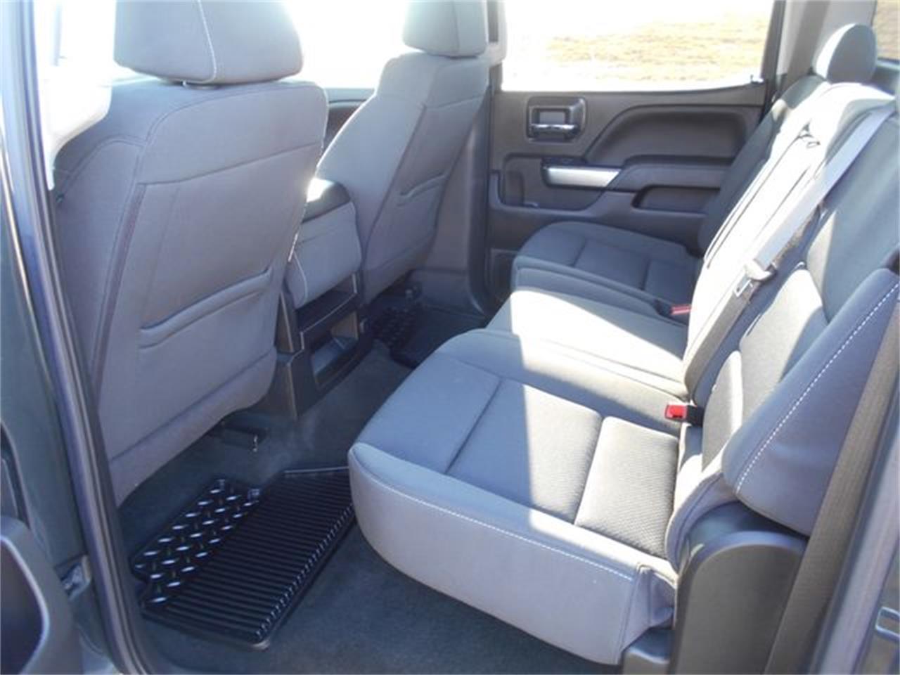 2017 Chevrolet Silverado (CC-1111358) for sale in Blanchard, Oklahoma