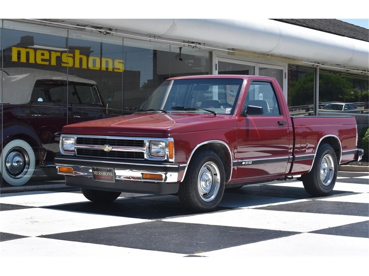 1992 Chevrolet S10 For Sale Classiccars Com Cc 1111362