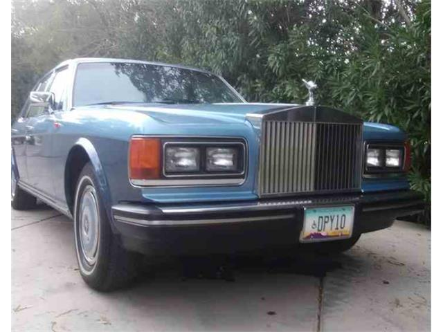 1982 Rolls-Royce Silver Spur (CC-1111479) for sale in Paradise Valley, Arizona