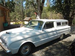 1962 Ford Ranchero (CC-1111588) for sale in Weaverville, California