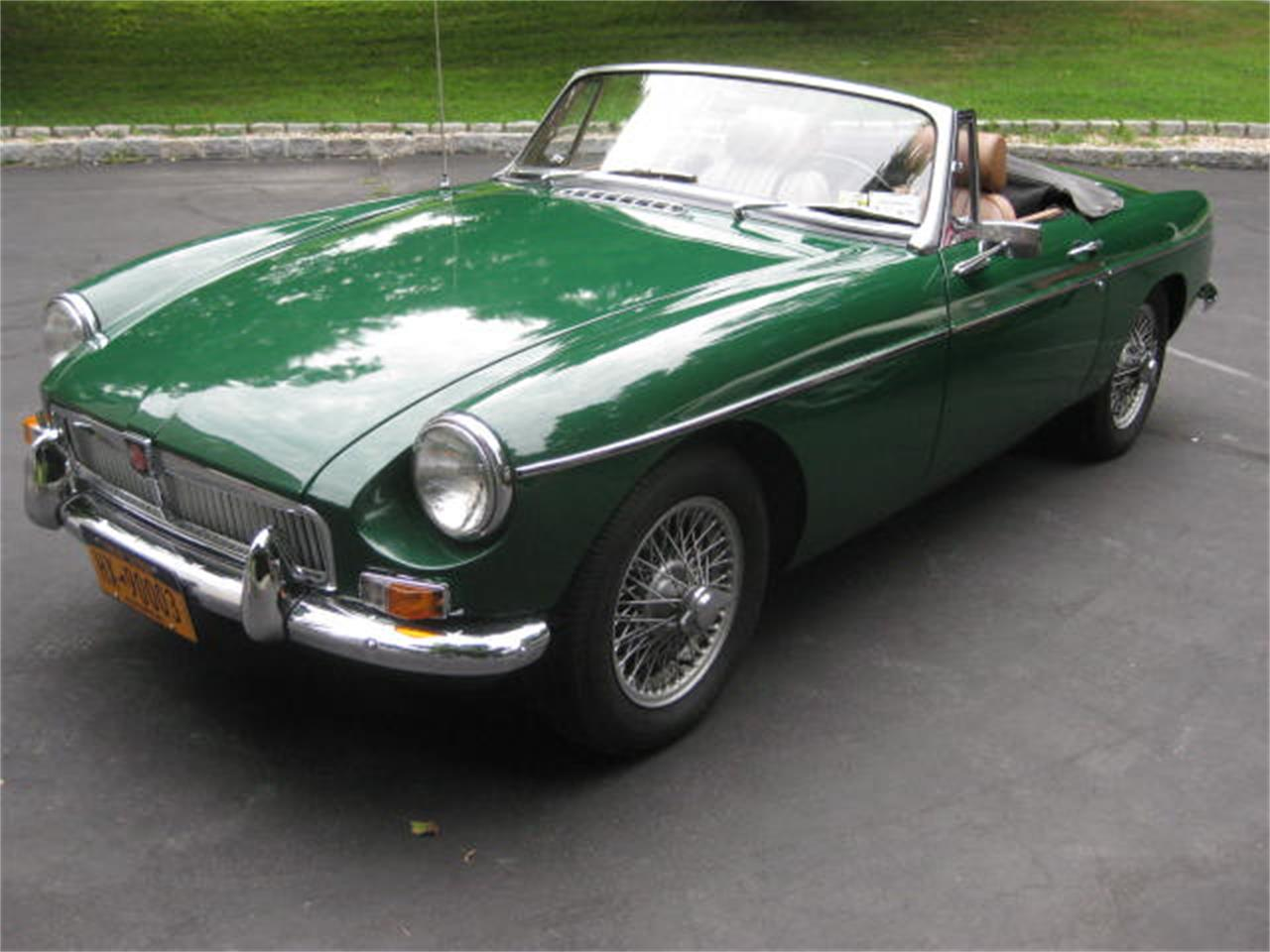 1966 MG MGB (CC-1111600) for sale in Stratford, Connecticut