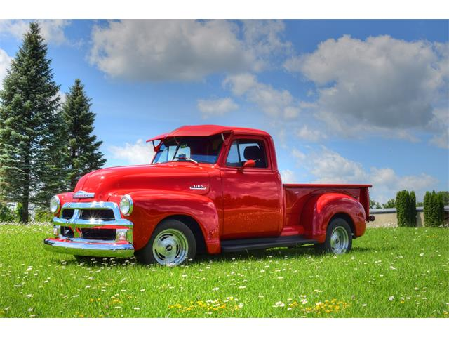 1953 Chevrolet Pickup (CC-1111602) for sale in Watertown, Minnesota