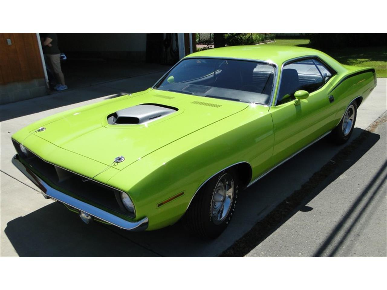 1970 Plymouth Cuda (CC-1111666) for sale in Duluth, Minnesota