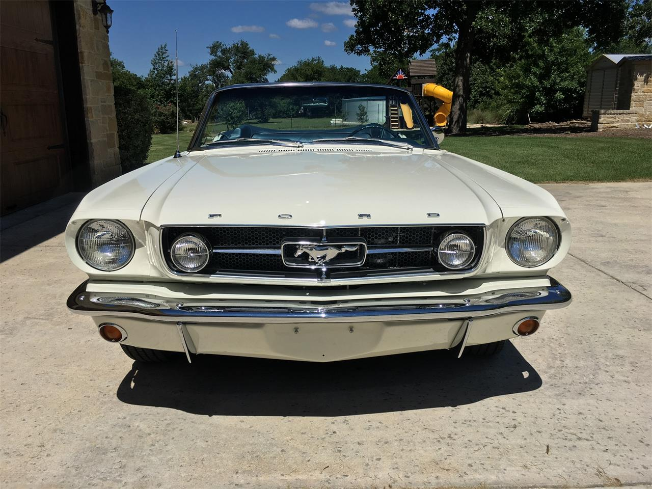 1965 Ford Mustang GT (CC-1111941) for sale in Blossom , Texas