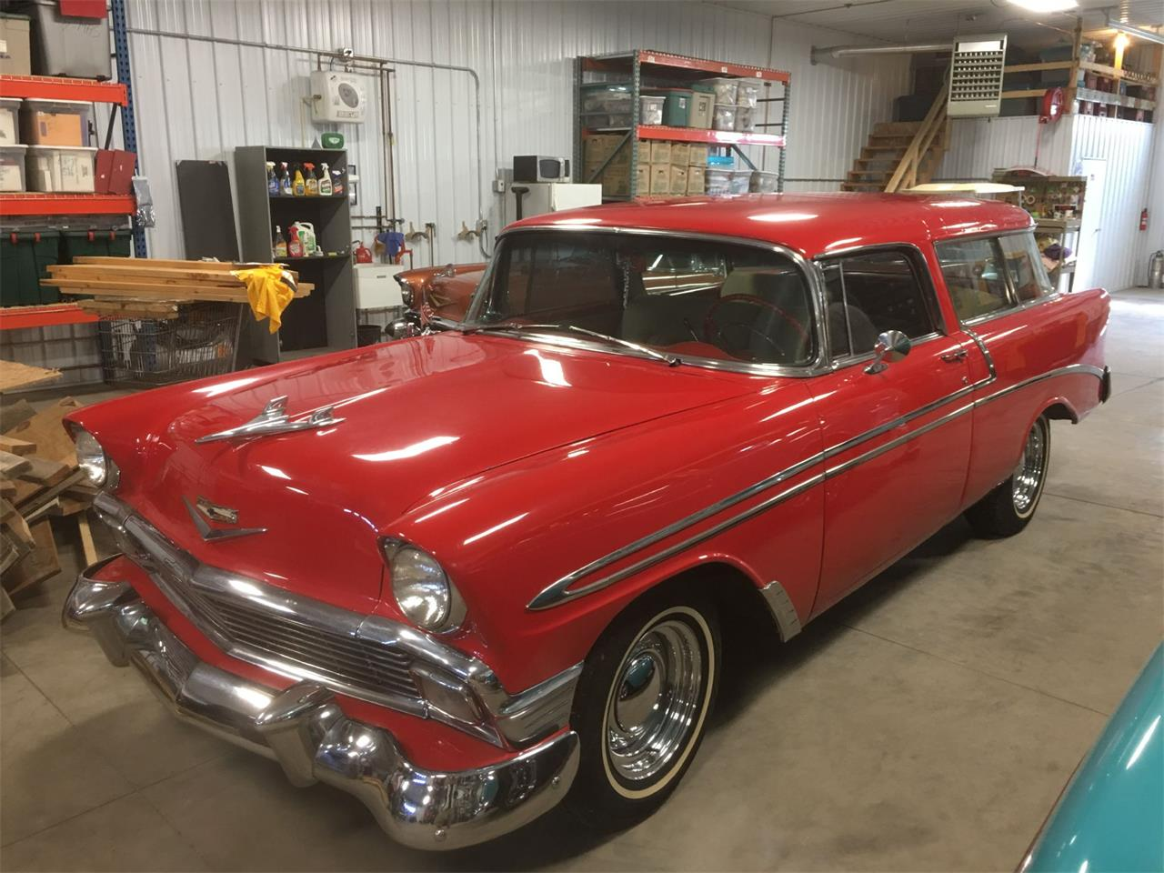 1957 Chevrolet Nomad (CC-1112059) for sale in Annandale, Minnesota