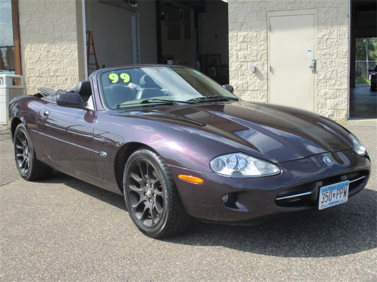 1999 Jaguar XK8 for Sale   ClassicCars.com   CC-1112175