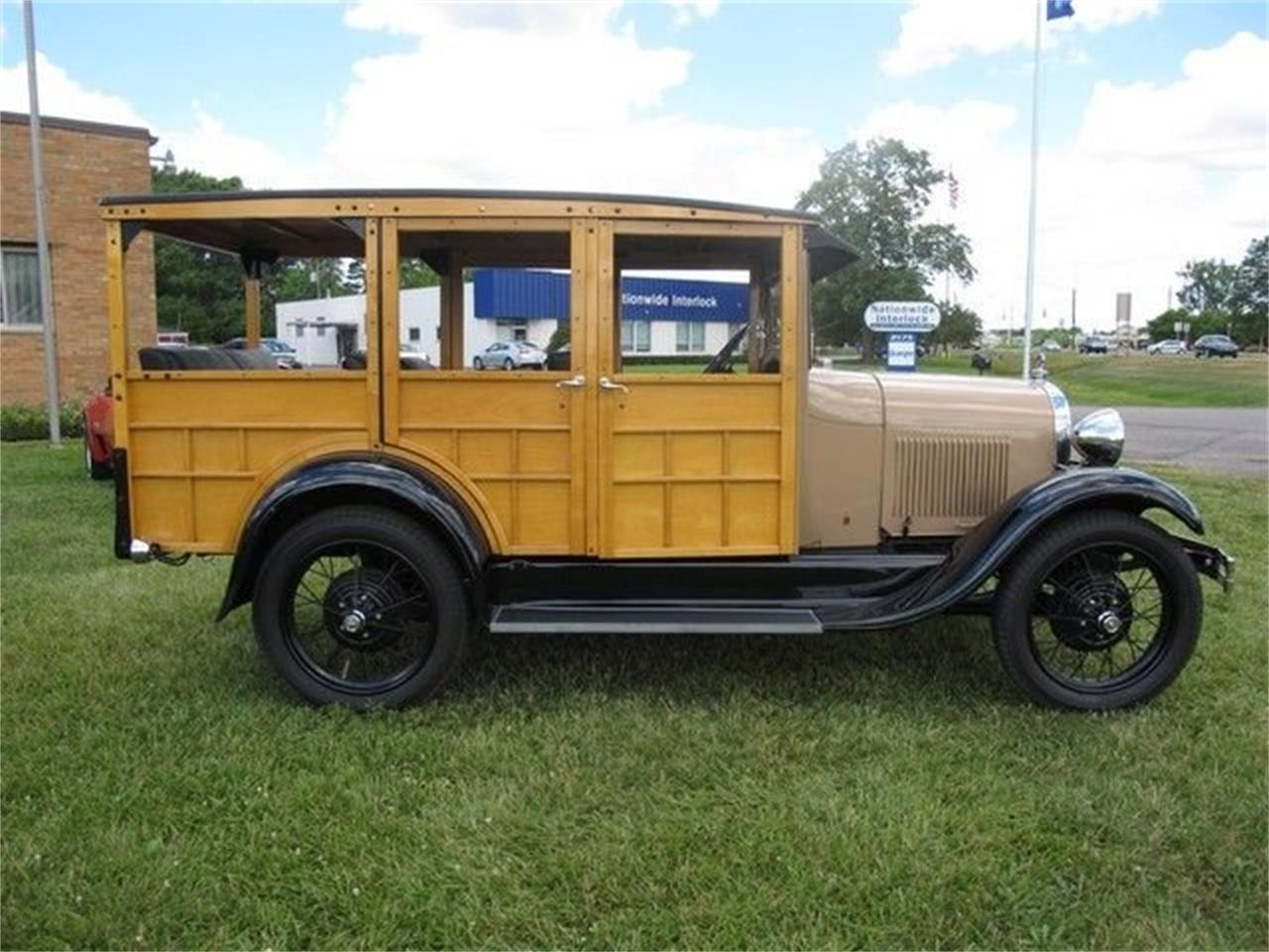 1929 Ford Model A (CC-1112554) for sale in Troy, Michigan