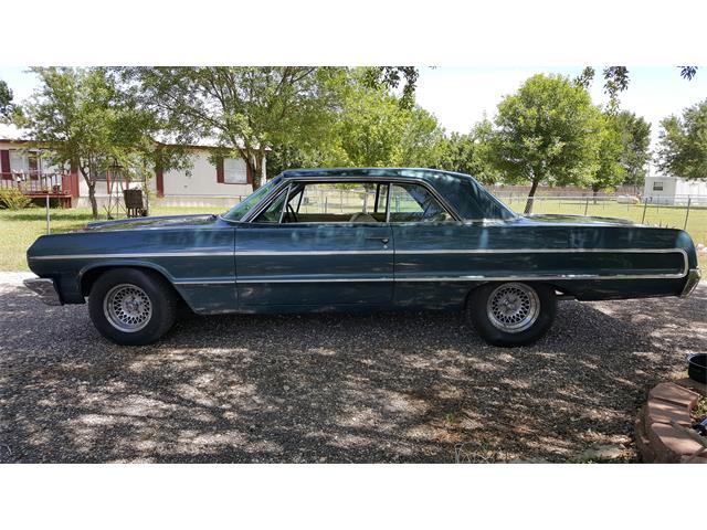 1964 Chevrolet Impala (CC-1112692) for sale in Maxwel, Texas