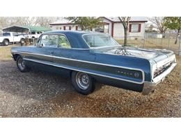 1964 Chevrolet Impala (CC-1112692) for sale in Maxwel, Texas
