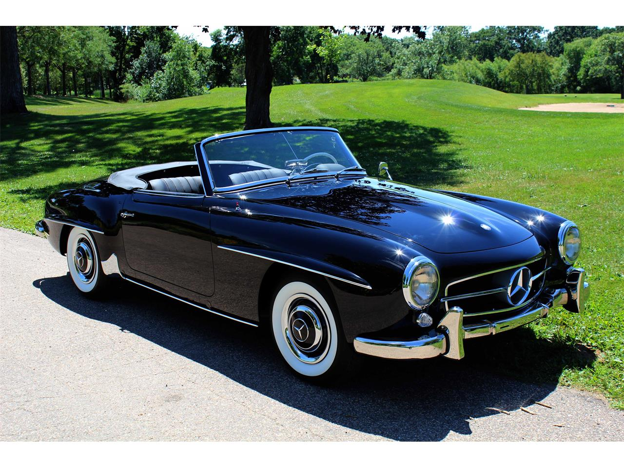 1960 Mercedes-Benz 190SL (CC-1112752) for sale in Minneapolis, Minnesota