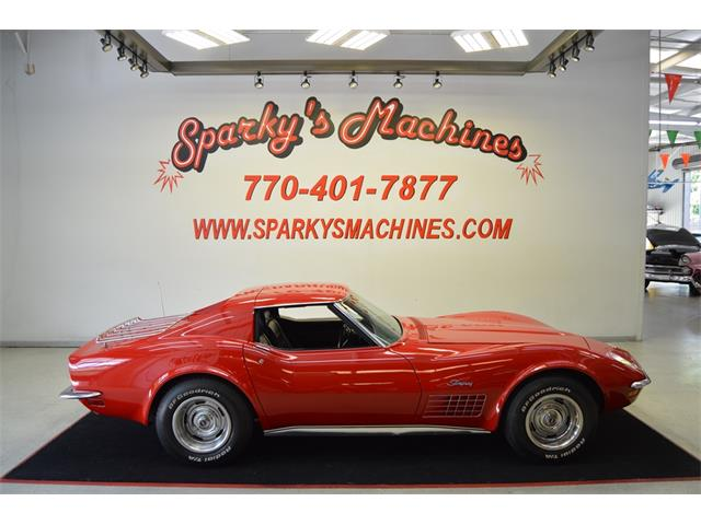 1972 Chevrolet Corvette (CC-1112755) for sale in Loganville, Georgia