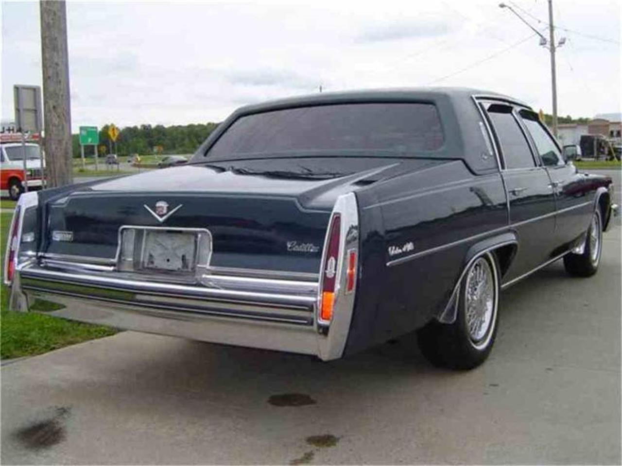 1979 Cadillac DeVille (CC-1110277) for sale in Hamburg, New York