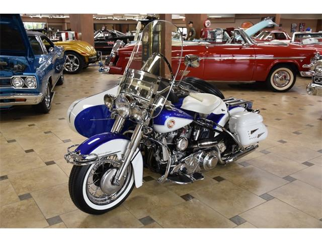 1957 Harley-Davidson FLH (CC-1112783) for sale in Venice, Florida