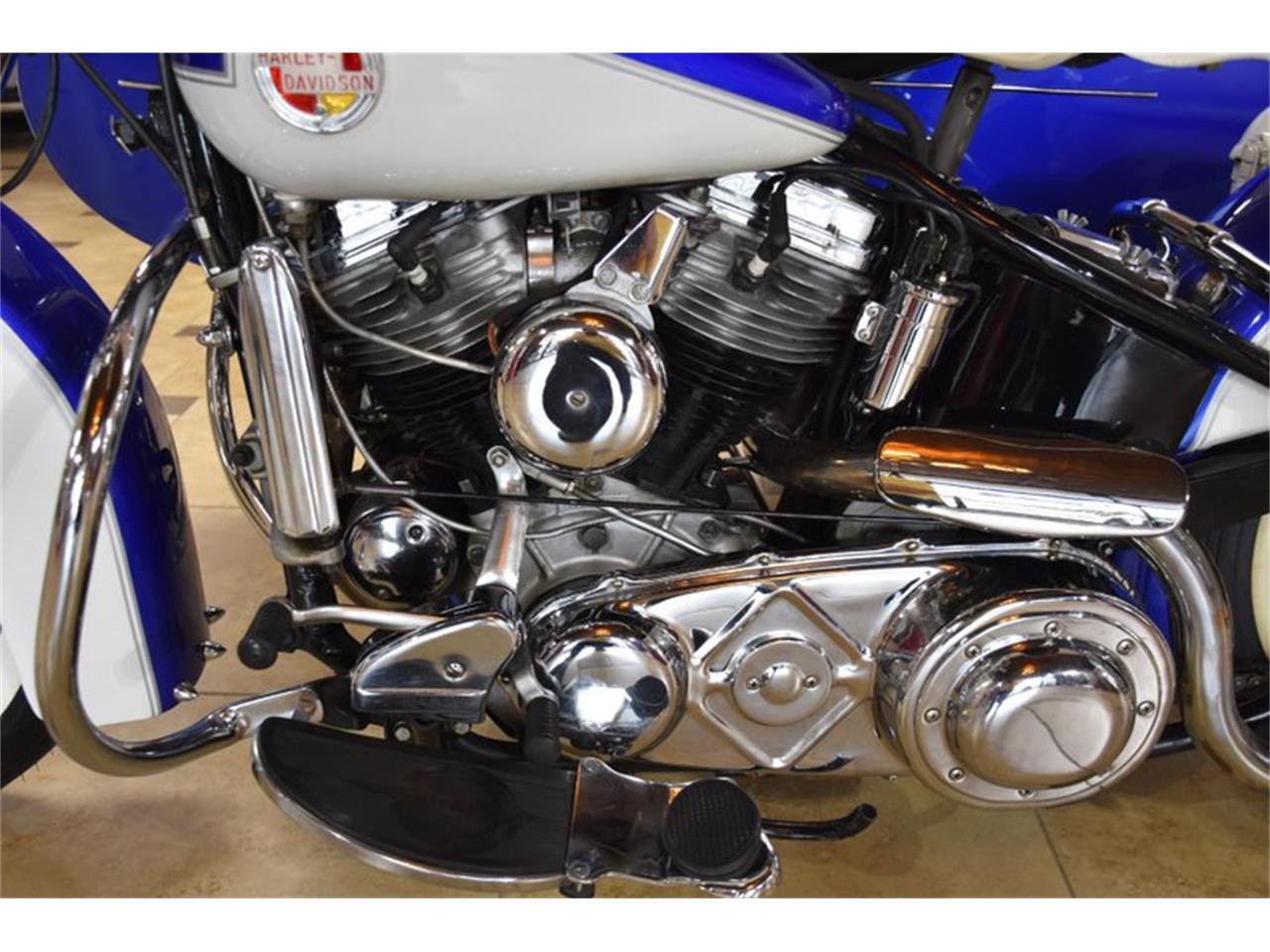 1957 Harley-Davidson FLH (CC-1112783) for sale in Venice, Florida