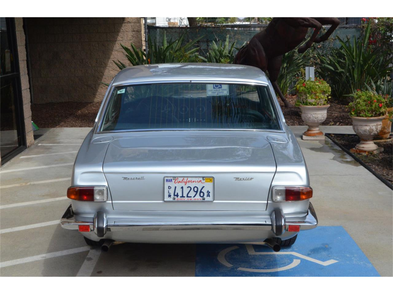 1967 Maserati Mexico (CC-1112801) for sale in san diego , California