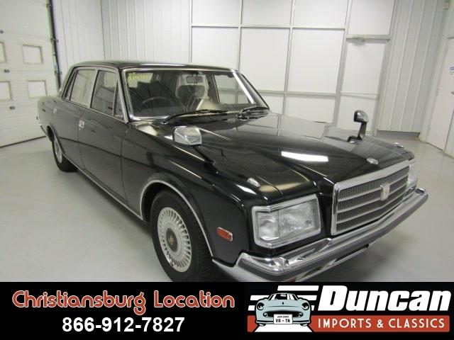 1993 Toyota Century (CC-1113010) for sale in Christiansburg, Virginia