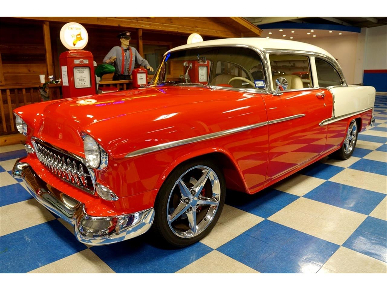 1955 Chevrolet Bel Air (CC-1110307) for sale in New Braunfels, Texas
