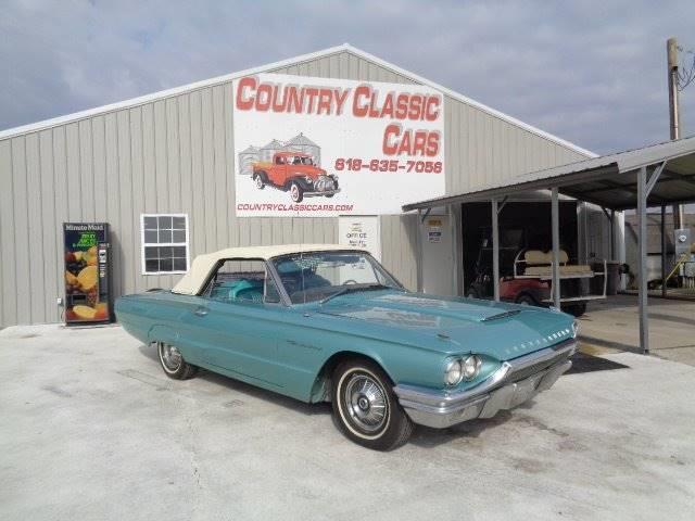 1964 Ford Thunderbird (CC-1113084) for sale in Staunton, Illinois