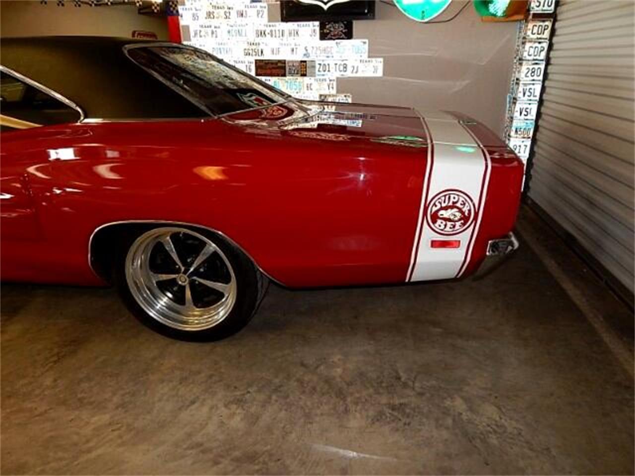 1969 Dodge Super Bee (CC-1113116) for sale in Wichita Falls, Texas