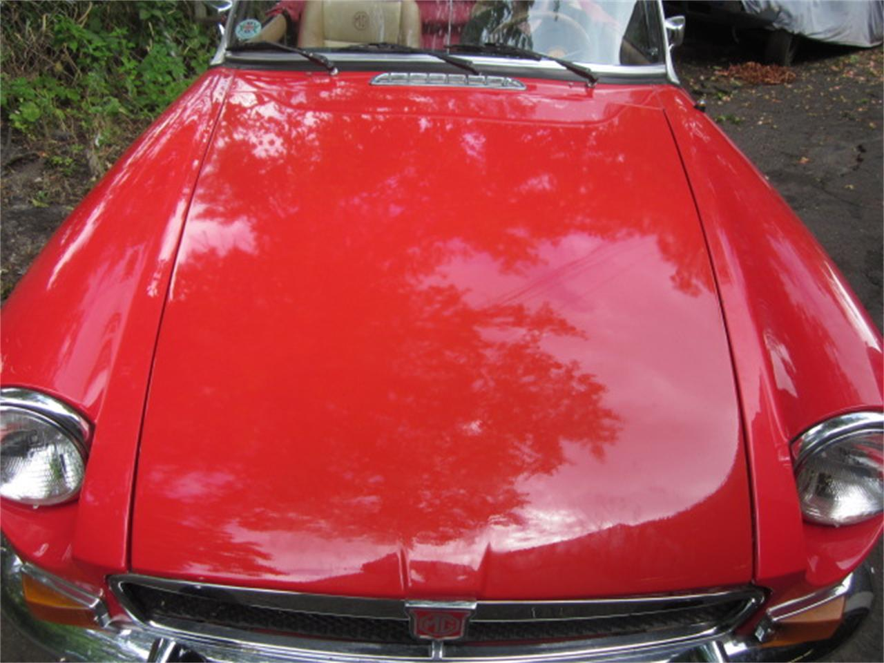 1977 MG MGB (CC-1113325) for sale in Stratford, Connecticut