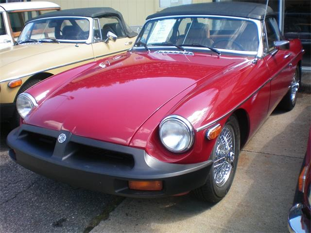 1979 MG MGB (CC-1110334) for sale in Rye, New Hampshire