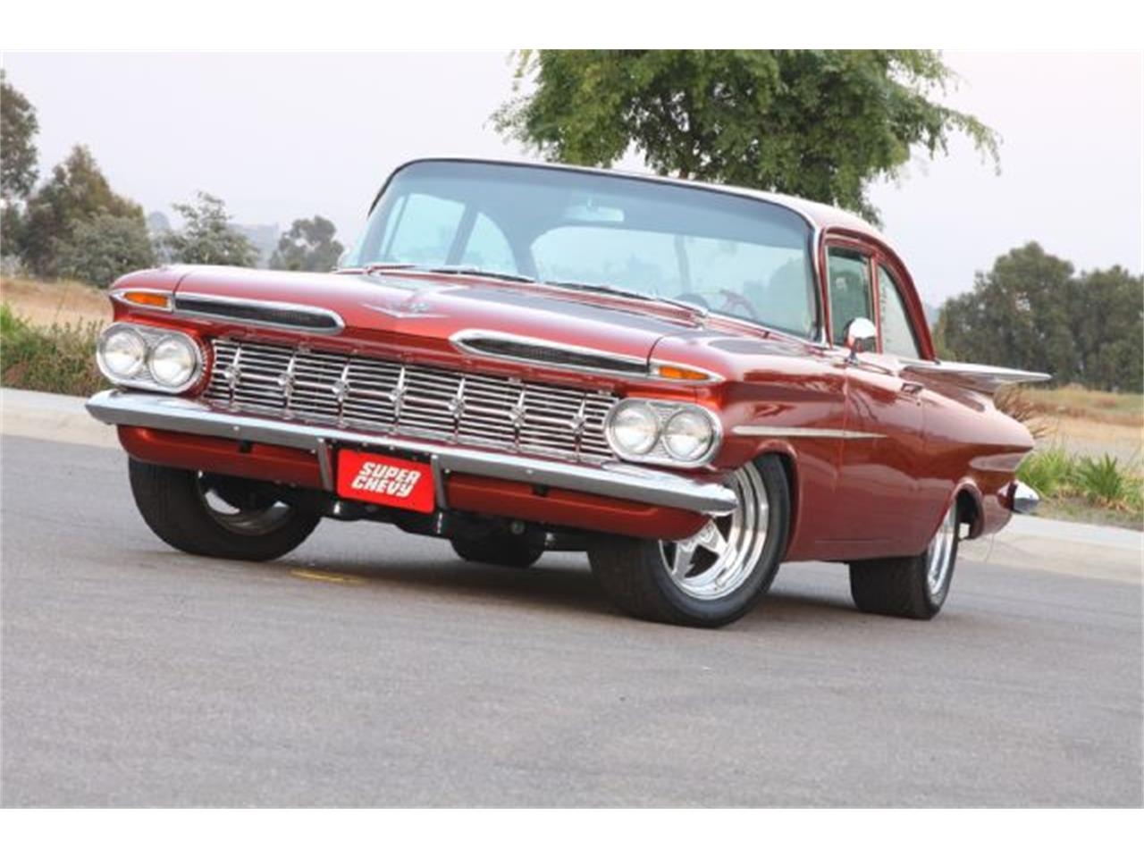 1959 Chevrolet Biscayne (CC-1113353) for sale in Carthage, North Carolina