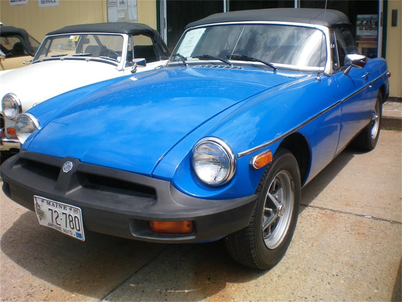 1976 MG MGB (CC-1110339) for sale in Rye, New Hampshire