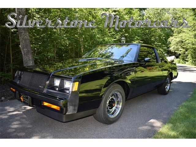 1987 Buick Grand National (CC-1113425) for sale in North Andover, Massachusetts