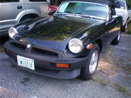 1975 MG MGB (CC-1110348) for sale in Rye, New Hampshire