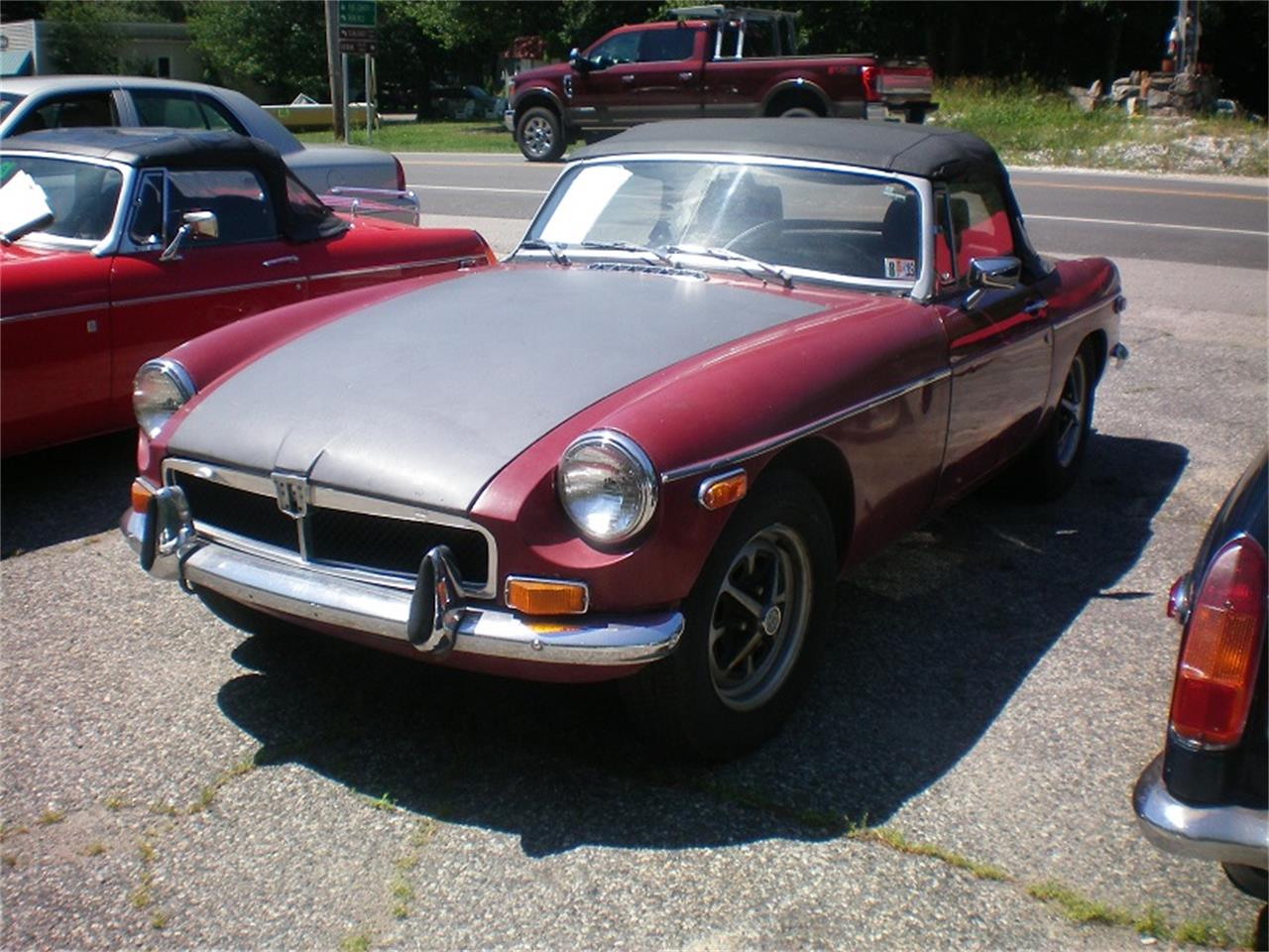 1974 MG MGB (CC-1110352) for sale in Rye, New Hampshire