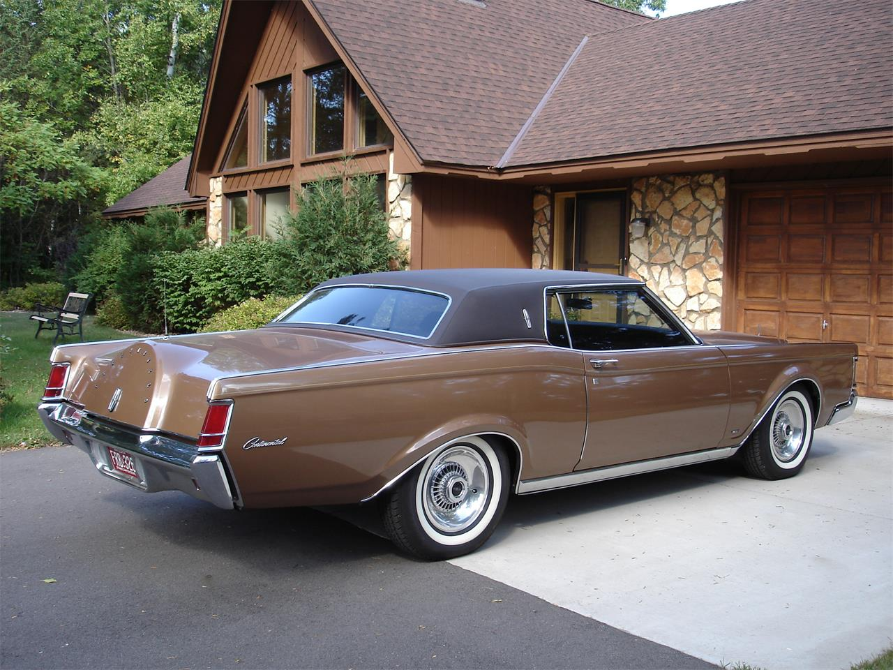 1971 Lincoln Continental Mark III (CC-1113538) for sale in Roseville, Minnesota