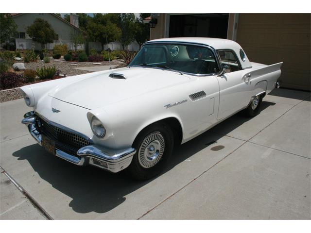1957 Ford Thunderbird (CC-1113577) for sale in Murrieta, California