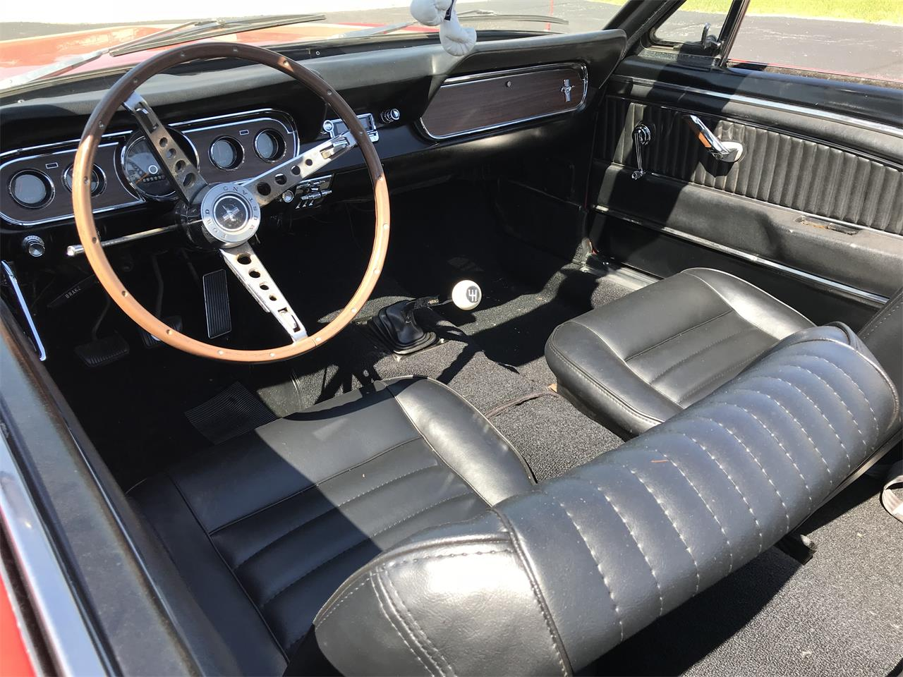 1966 Ford Mustang (CC-1110373) for sale in Geneva , Illinois