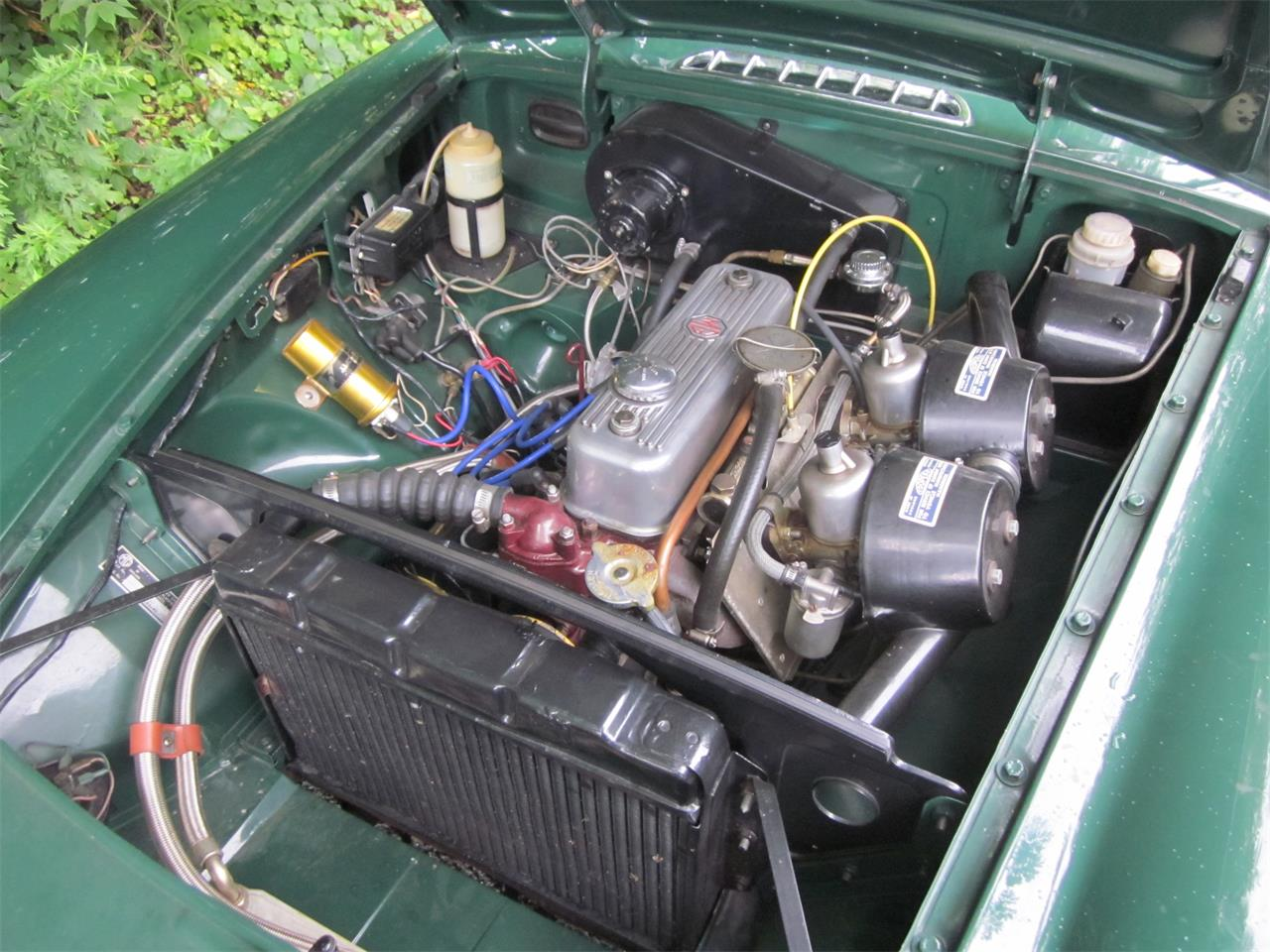 1964 MG MGB (CC-1113787) for sale in Stratford, Connecticut