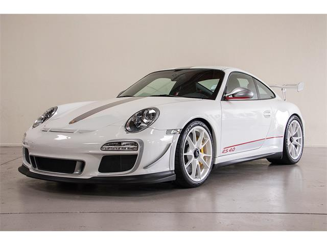 2011 Porsche 911 GT3 RS (CC-1110383) for sale in Fallbrook, California