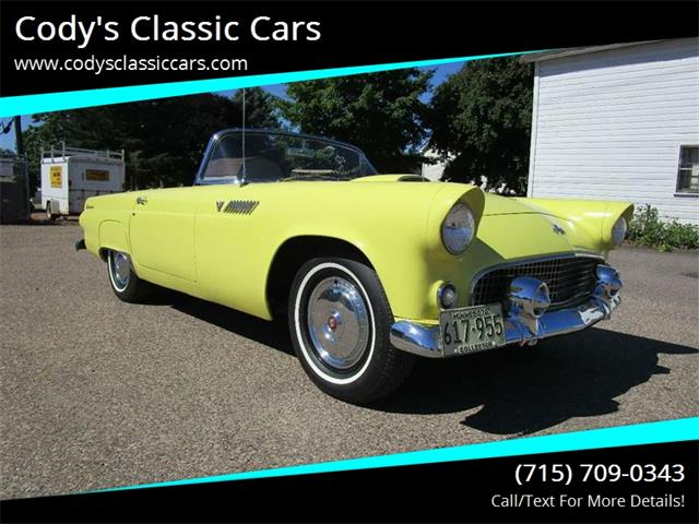 1955 Ford Thunderbird (CC-1113884) for sale in Stanley, Wisconsin