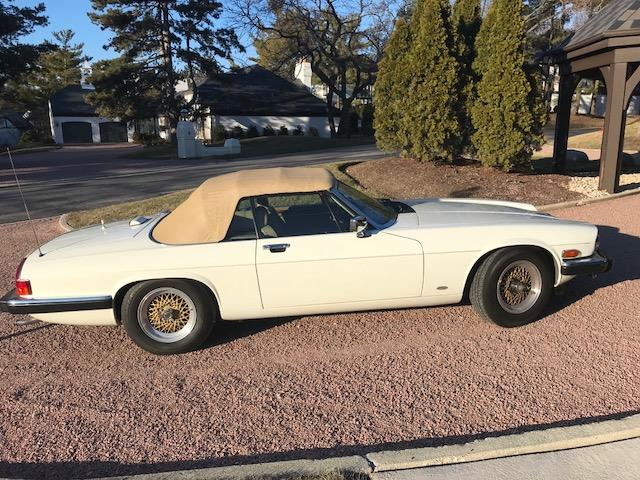 1988 Jaguar XJS (CC-1113923) for sale in Burr Ridge, Illinois
